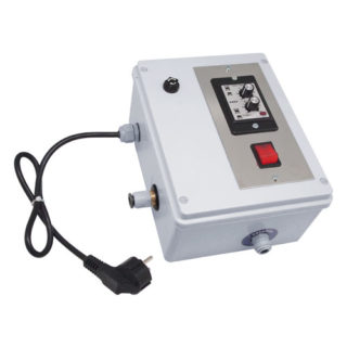 Equipo de nebulización de baja presión